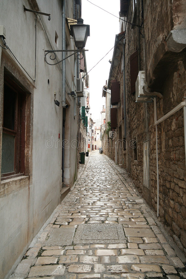 gammal stad för 15 adriatic royaltyfri fotografi