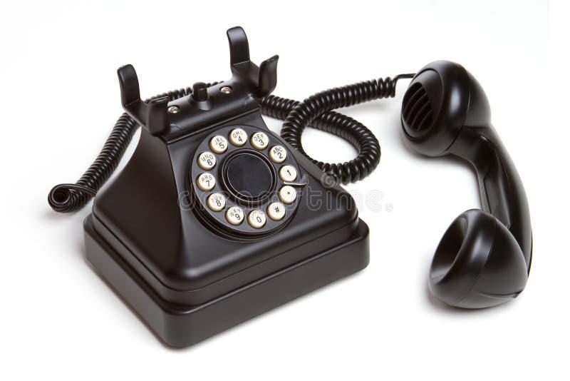 gammal telefon för mode royaltyfri bild