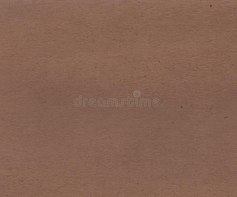 Gammal textur för bruntbusepapper vanlig pappbakgrund arkivbilder