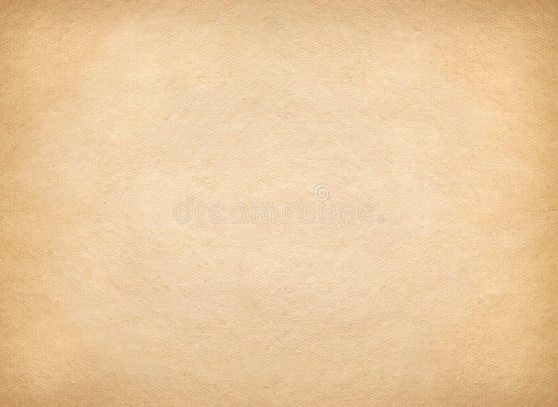 Gammal textur för grungepappersbakgrund stock illustrationer