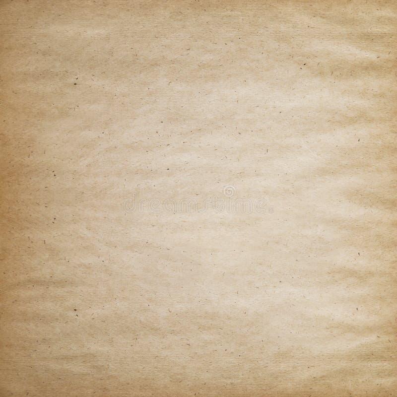 Gammal textur för grungepappersbakgrund royaltyfri illustrationer