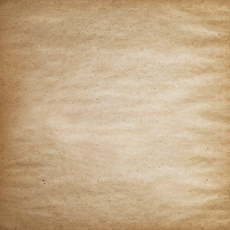 Gammal textur för grungepappersbakgrund royaltyfri foto