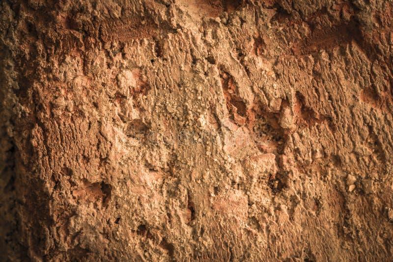 gammal textur för tegelsten arkivfoton