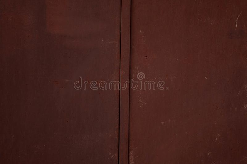 Gammal textur f?r metallj?rnrost arkivbilder