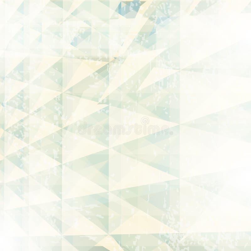 Gammal texturerad bakgrund stock illustrationer