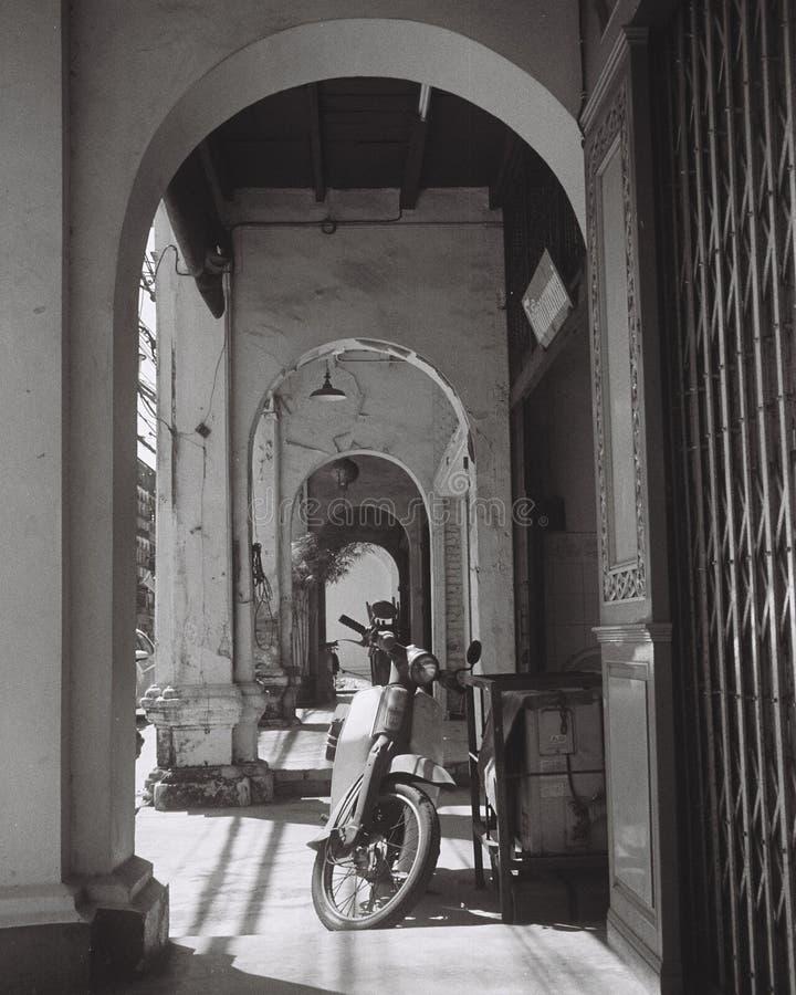 gammal town fotografering för bildbyråer