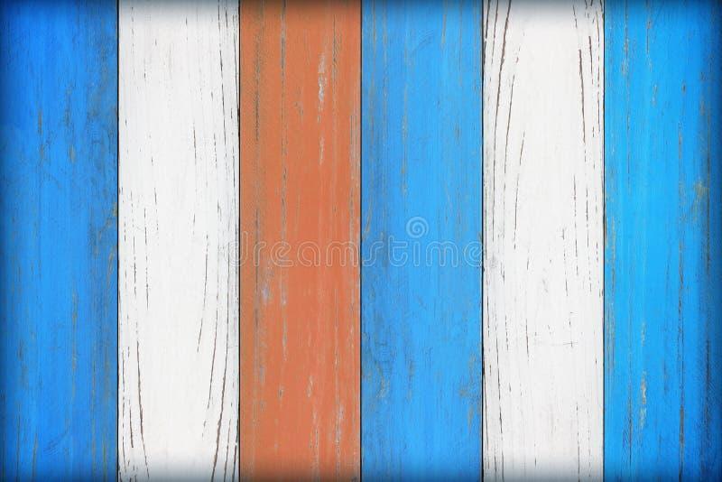 Gammal träväggbakgrund eller textur; Tappningträbakgrund arkivbilder