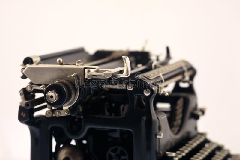 Download Gammal typewritter fotografering för bildbyråer. Bild av tangenter - 40169
