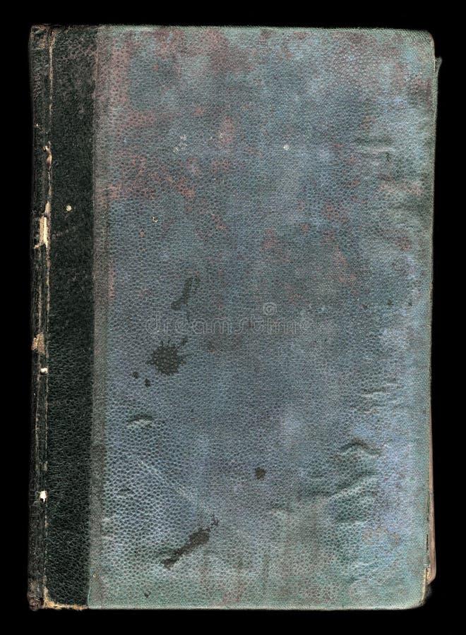 gammal ungefärlig textur för bokläder arkivfoto