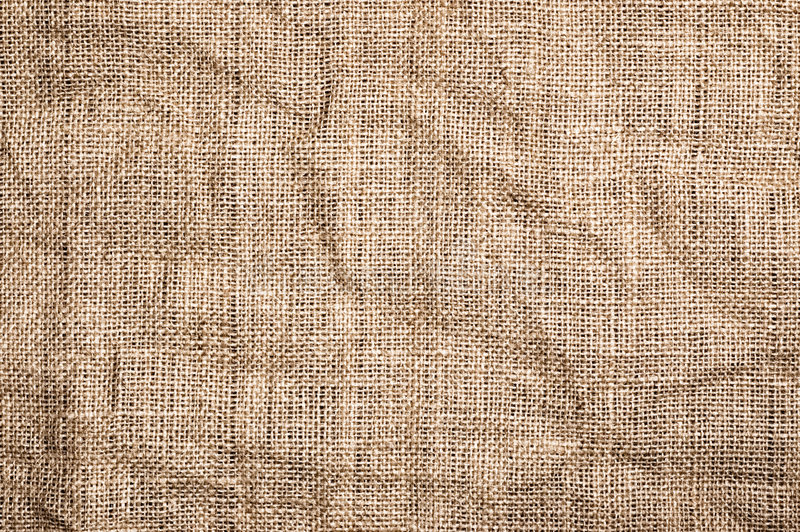 gammal ungefärlig textur för kanfas arkivfoto