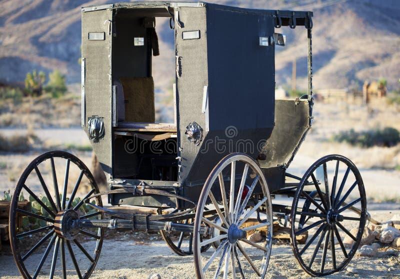 Gammal vagn arkivbilder