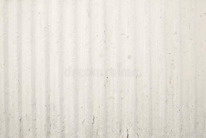 Gammal vit grunge texturerade bakgrunder Vit v?ggbakgrund royaltyfria foton