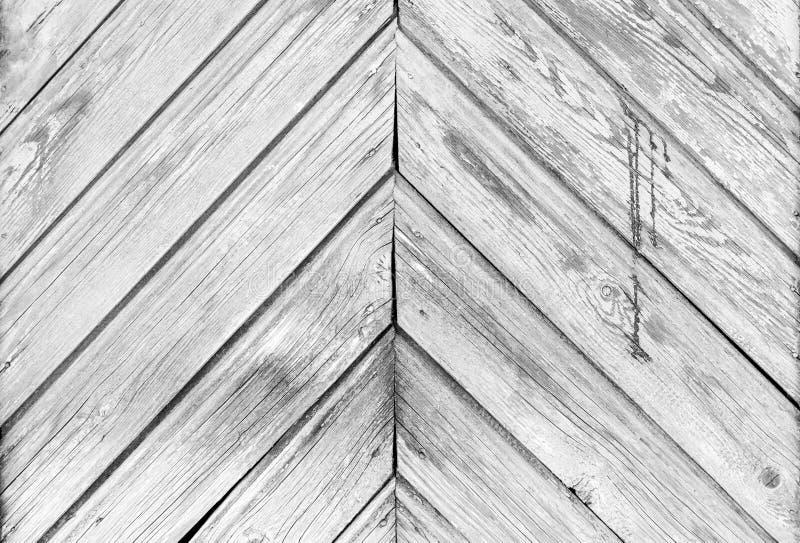 Gammal vit wood bakgrund arkivfoton