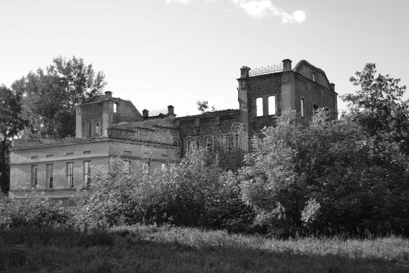 gammal watermill arkivfoton