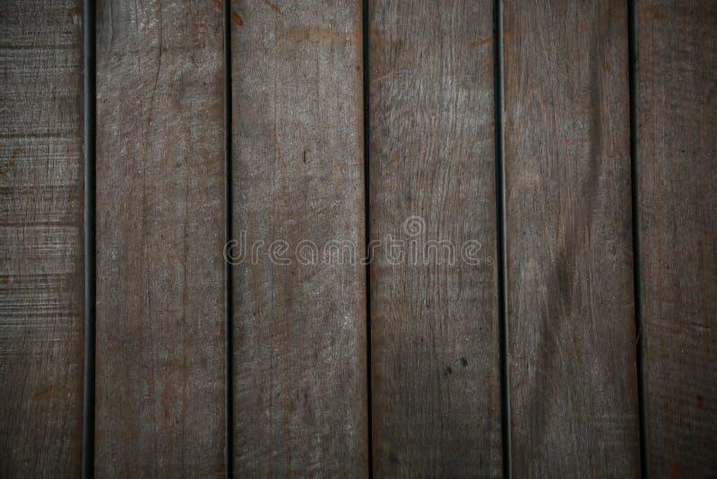 Gammal wood bakgrund från gammalt hem, korrosion av grunden eller taket i inre av hemmet, korrosion av träbakgrund och tomt områd fotografering för bildbyråer