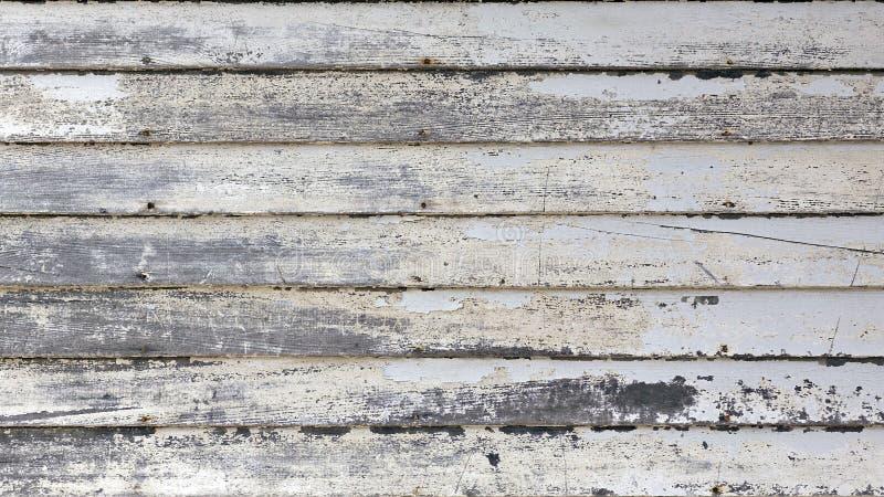 Gammal wood brädesiding arkivbild