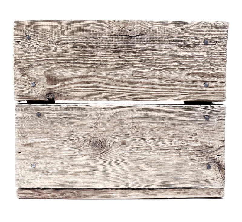Gammal wood planka royaltyfri bild