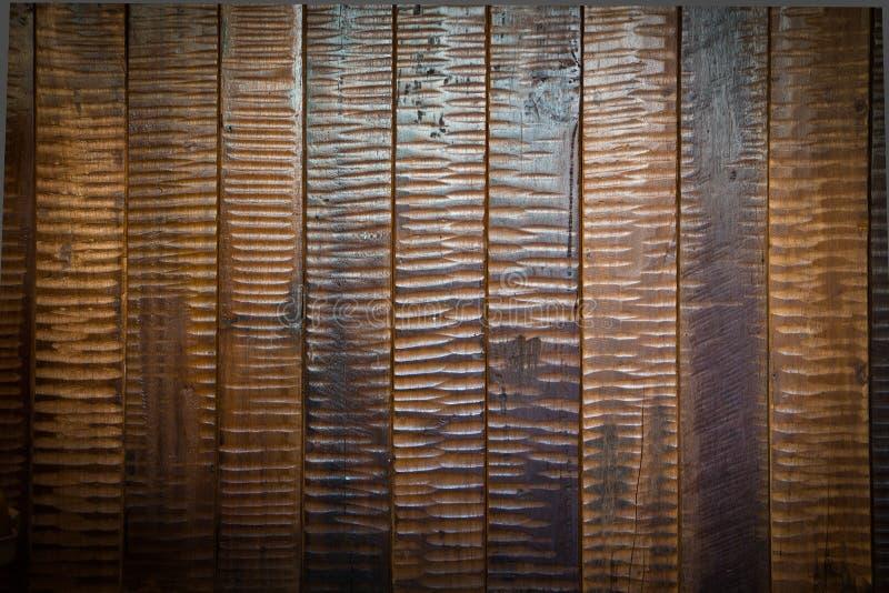 Gammal wood plankabakgrund arkivbilder