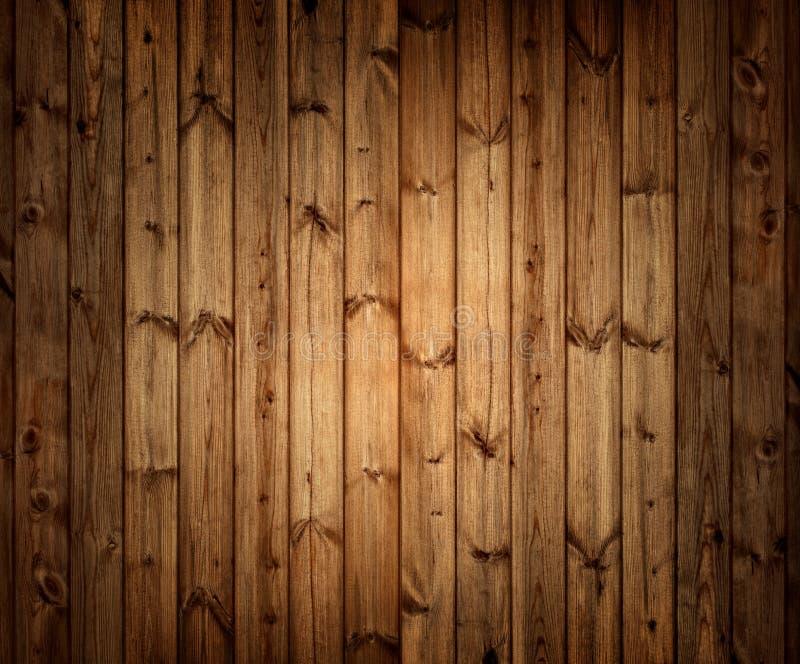 Gammal wood plankabakgrund royaltyfri foto