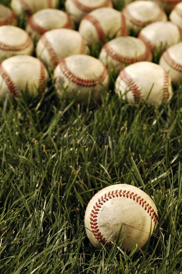 gammala baseball arkivfoton
