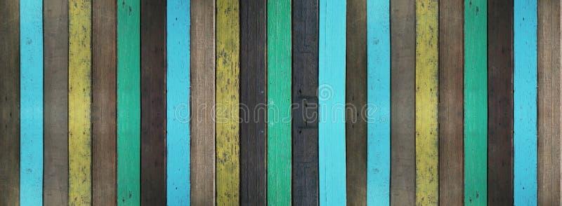 gammalt för bakgrund som målas som är trä arkivfoton