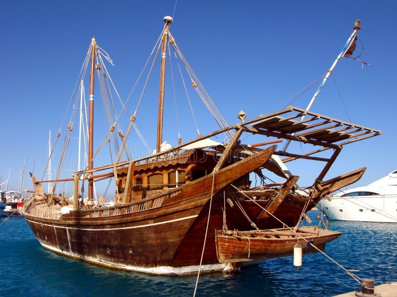 gammalt fartyg royaltyfria bilder