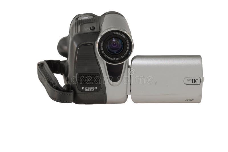 Gammalt filma kameran arkivfoto