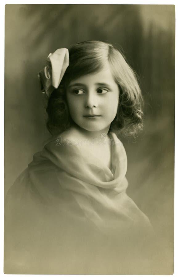 gammalt foto royaltyfria foton
