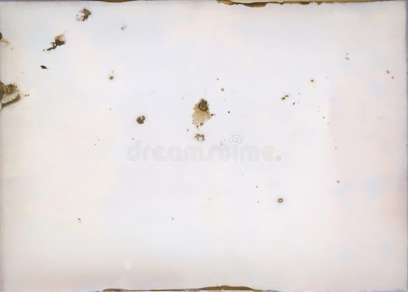 Gammalt fotopapper - lager för fotoredaktör arkivbilder