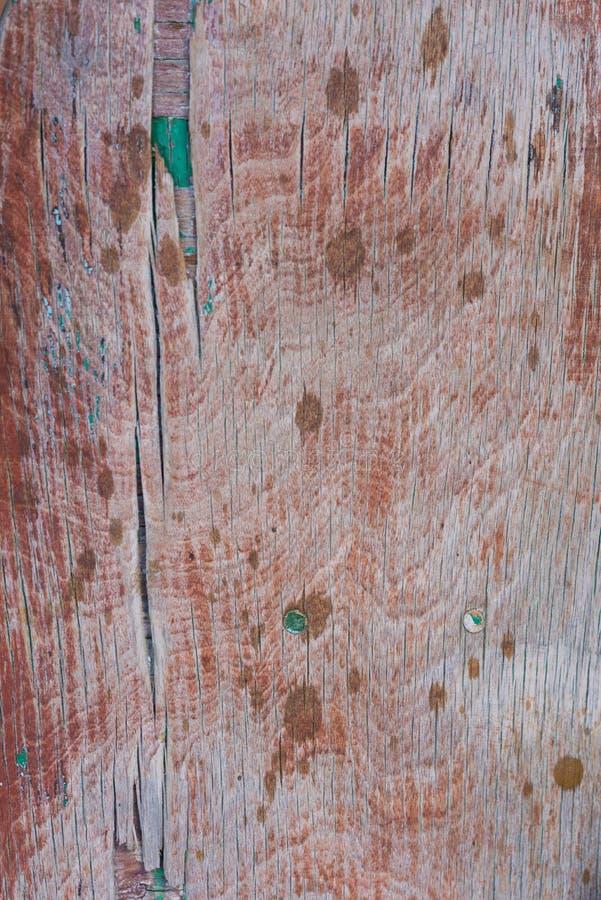 Gammalt grungemörker texturerade träbakgrund, yttersidan av den gamla bruna wood texturen royaltyfria bilder