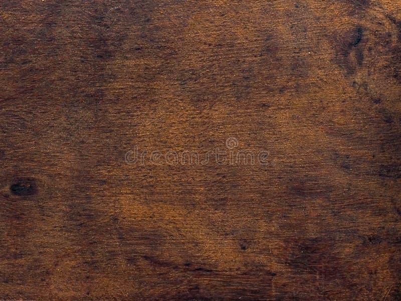 Gammalt grungem?rker texturerade tr?bakgrund, yttersidan av den gamla bruna wood texturen royaltyfri foto