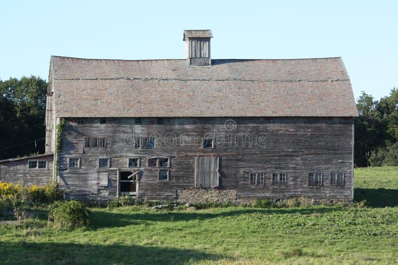gammalt ladugårdland arkivbilder