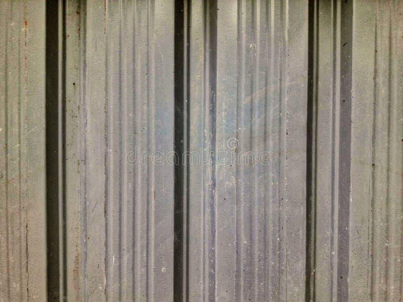 Gammalt material för metallark royaltyfri bild