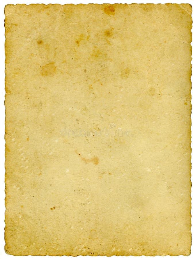 gammalt papper royaltyfri fotografi