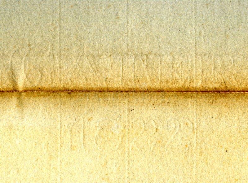 gammalt papper för grunge arkivfoton