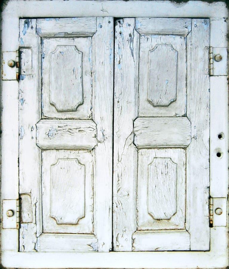 Gammalt Rajasthani stilfönster royaltyfria foton