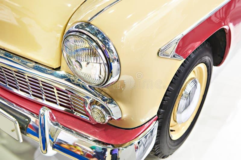gammalt retro för bil royaltyfri foto