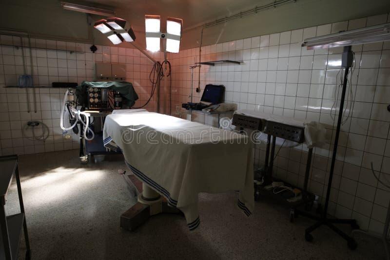 gammalt sjukhus royaltyfri bild