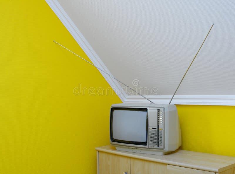 Television royaltyfria bilder