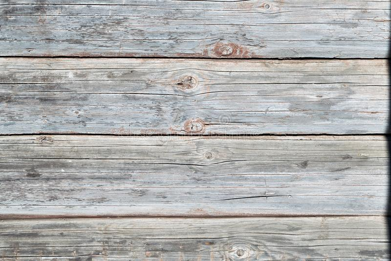 Gammalt träjournalhus Sikten från yttersidan arkivbild
