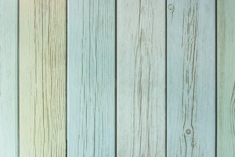 Gammalt Wood material för bakgrund, tappningtapet, färgvint arkivfoton
