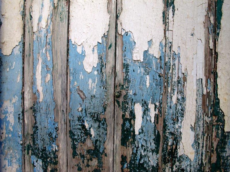 Gammalt wood staket arkivbilder