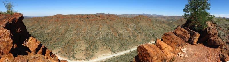 Gamme di Gammon, Australia del sud immagini stock libere da diritti