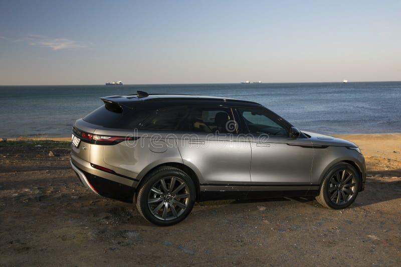Gamme Rover Velar photo stock