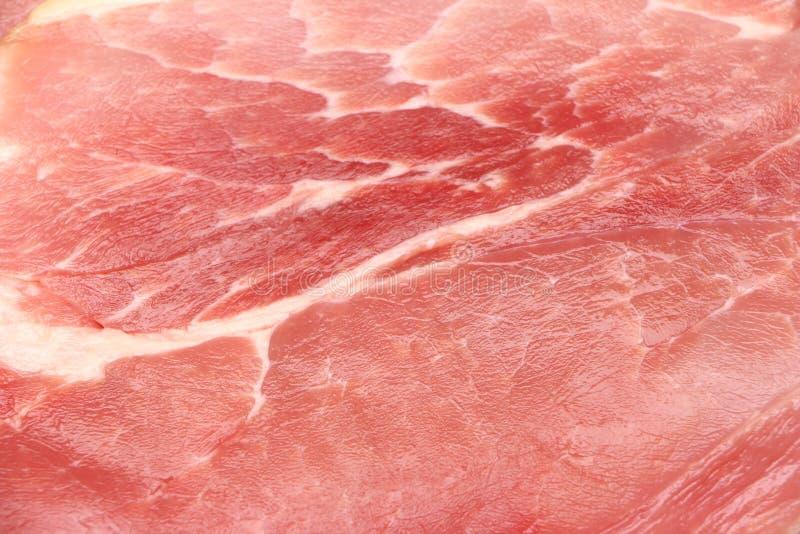 Gammon-Lapje vlees royalty-vrije stock afbeelding