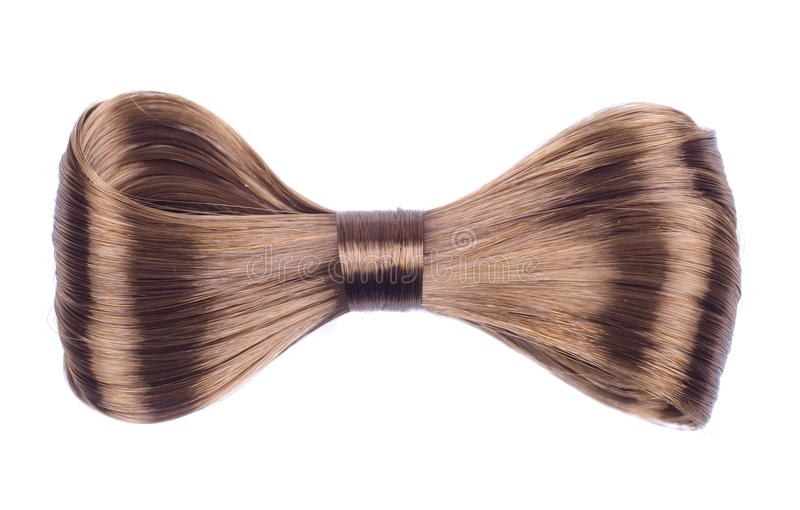 Gancho de cabelo imagens de stock