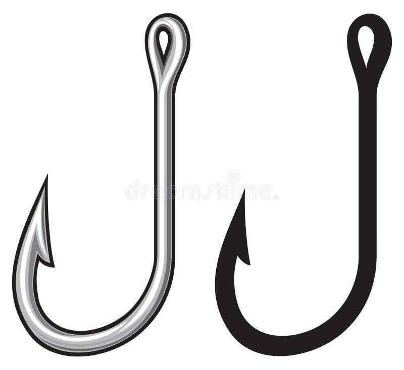 Gancho de leva de pesca libre illustration