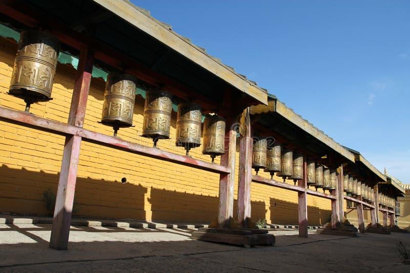 Gandan Monastery Royalty Free Stock Photos