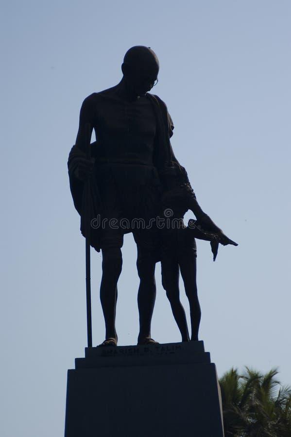 gandhi image libre de droits