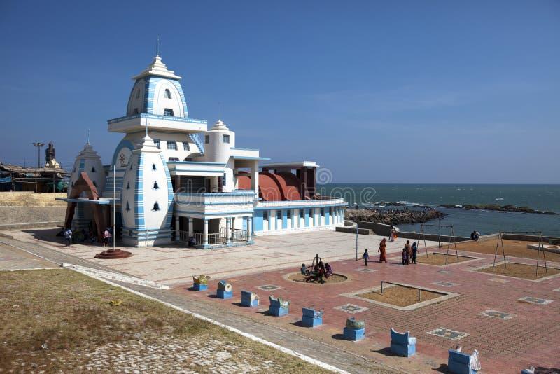 Gandhi Memorial, Kanyakumari, Tamilnadu, Ινδία στοκ εικόνες